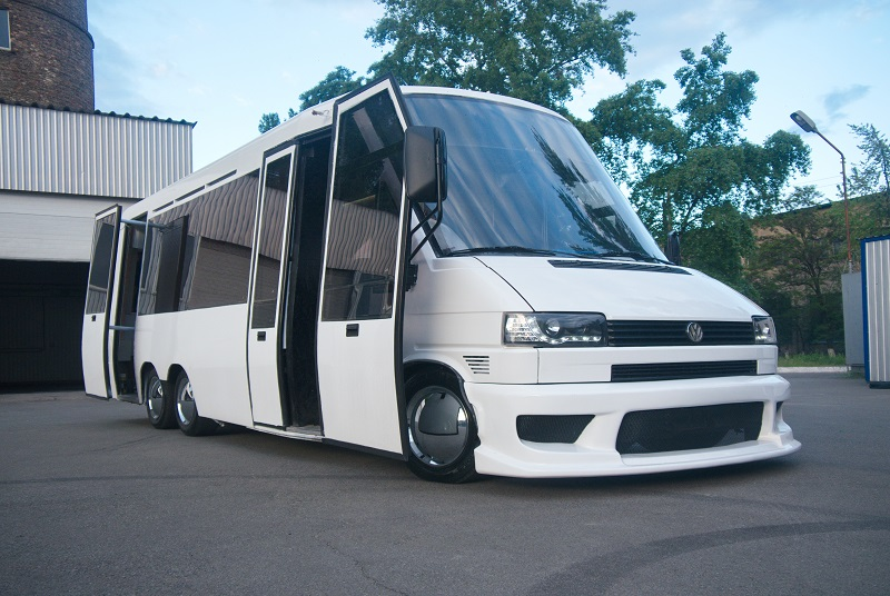 Party Bus Avatar